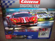 Carrera Digital 132 200 30195 Passion of Speed  Rennbahn
