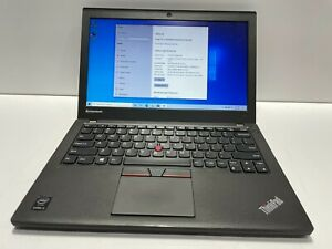 "Lenovo ThinkPad x250 i3-5010U 2.10 GHz 4GB RAM 192GB SSD Win10 12.5"" Screen"