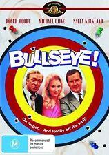Bullseye! (1990) ( Bulls eye! ) Michael Caine, Roger Moore Brand New Sealed DVD