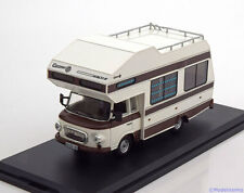 1:43 Istmodels Barkas B1000 Caravan 1973 white/brown