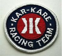 1970s Kar-Kare Racing Team Cale Yarborough Jr. Johnson NASCAR Car Patch New NOS