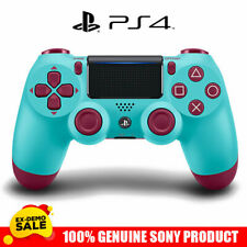 PLAYSTATION 4 Controller V2 Wireless PS4 Gamepad BERRY BLUE LIMITED EDITION