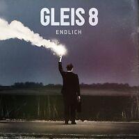 GLEIS 8 - ENDLICH (DELUXE EDITION) 2 CD NEU