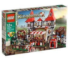 LEGO KINGDOMS 10223 GIOSTRA MEDIEVALE NUOVO