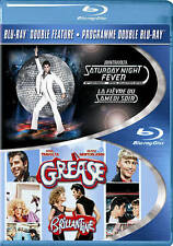 Saturday Night Fever / Grease (DBFE) [Blu-ray] DVD, Various, Various