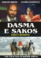 ALBANIAN MOVIE DVD W/SUBTITLES SAKO'S WEDDING