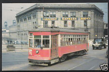 Transport Postcard - Chicago Transit Authority - Car Number 3025 - A6853