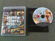 GTA V Grand Theft Auto 5 Five PS3
