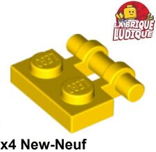 Modified 1x2 with Handle on Side Free Ends Tan Plate 2540 NEUF LEGO X 10