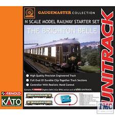 More details for gm2000101 gaugemaster n scale brighton belle premium train set (arnold/kato)