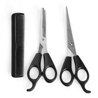 46| Ciseaux à désépaissir/effileur-effiler pour cheveux de coiffure-coiffeur-kit