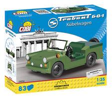 BRICKS COBI 24556 AUTA PRL Trabant 601 Kübelwagen 83 element 1:35