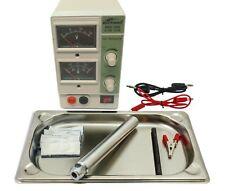 "Pen plating system / brush electroplating equipment ""GalvanoBrush"" - Basic kit"
