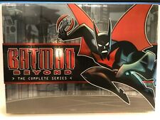 Batman Beyond:The Complete Series (2010, 9-DVD Set, w/ Booklet, Limited Edition)