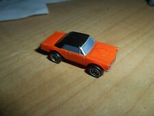 MICRO MACHINES Orange PONTIAC GTO New out of Box from Late 90's