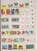 Papua New Guinea Stamp lot K-337