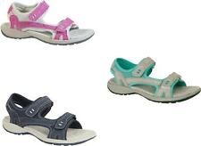 Boulevard Womens//Ladies Touch Fasten Sports Sandal DF1605