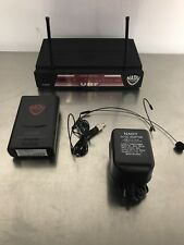 Nady Uhf-4 Wireless Receiver 10 Ch 944.20 Mhz w/ Ub-4 Transmitter 944-952 Mhz
