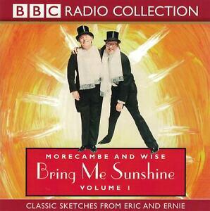 Morecambe & Wise - Bring Me Sunshine Volume1 (2CDs)