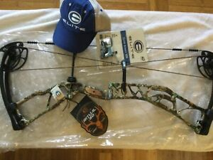 """elite archery ritual 30"""" realtree edge camo 30"""" draw length brand new in box"""