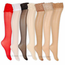 Lycra Glamour No Stockings & Hold-Ups for Women