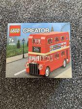 LEGO 40220 Creator London Bus Promo Set BNIB