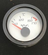 Mg TF  MGTF 500 Dashboard Oil Temperature Gauge YAD000060