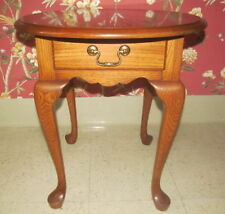 Living Room Queen Anne Style Tables For Sale   EBay