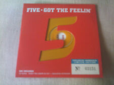 FIVE - GOT THE FEELIN' - LTD EDITION UK CD SINGLE - PART 2 - 5IVE
