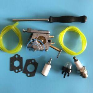 Carburetor & Tool Kit F Homelite 33cc  WT673 WT-673 Carb Homelite ChainSaw