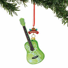Margaritaville 2017 Guitar Ornament #4058595 New Free Shipping 48 States
