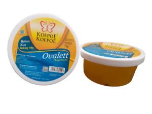 2x KOEPOE KOEPOE Baking Mix Sponge Cake Gel EMULSIFIERS (Ovalett/Ovalette) 75g