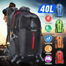 Outdoor Military Tactical Backpack Hiking Camping Trekking Rucksacks 40L bag