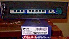 VITRAINS 3079 MDVE Pilota TE XMPR logo Trenitalia verde/rosso, revamping