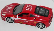 Hot Wheels Ferrari F430 Challenge 1:18 Rot Limited Edition