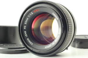 [rareo Mint] CANON FD 55mm F1.2 S.s.C. SSC MF Standard Lens From Japan
