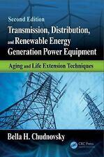 Transmission, Distribution, and Renewable Energy Generation Power Equipment :...