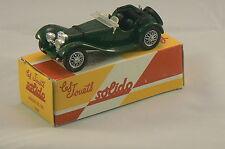 JAGUAR SS 100 1938 collection Solido Hachette en boite