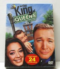 THE KING OF QUEENS COMPLETE THIRD SEASON DVD 3 DISC BOX SET NEW SEALED 3 Three
