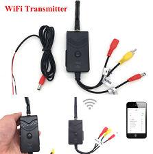 Car Backup Camera Wireless WiFi Transmitter (DC Interface) Shockproof Rainproof