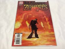 Marvel Zombies #1 3rd Print Variant Vol 1 (2006) Sold Out NM/M (000114)