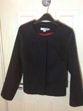 Boden Wool Blend Outer Shell Blue Coats, Jackets & Waistcoats for Women