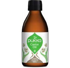 Pukka ORGÁNICA aceite de ricino 250ml