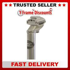ETC Micro Adjust Alloy Seat Post 26.2 x 400mm Alloy Silver