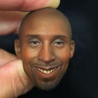 1/6 Custom Realistic Kobe Bryant Head Sculpt for ENTERBAY, EB
