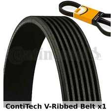 ContiTech V-Ribbed Belt - 7PK1785 , 7 Ribs - Fan Belt Alternator, Drive Belt