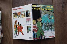 BASTOS ET ZAKOUSKI/L'HEURE DU TAUREAU/EO.1986/TBE