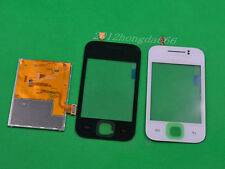 Touch screen/touch screen digitizer + lcd display for samsung galaxy y gt s5360