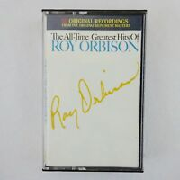 Roy Orbison Cassette All Time Greatest Hits of Roy Orbison
