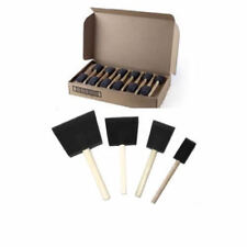 26 Poly Foam Brushes Assorted Jen Manufacturing